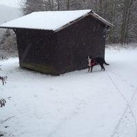 Photo taken at Pirisch Hütte by Andreas K. on 12/2/2012