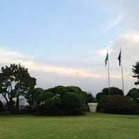 Photo taken at Embassy of Italy by PinkBT♡ on 8/17/2013