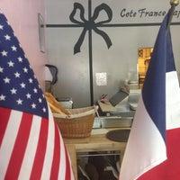 Photo taken at Côté France Café by Oge M. on 8/7/2014