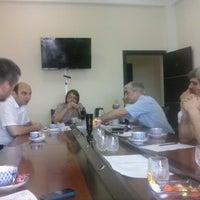 รูปภาพถ่ายที่ Министерство печати и информации Республики Дагестан โดย Наби Г. เมื่อ 6/3/2014