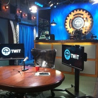 Photo taken at TWiT Brick House Studios by Stephen T. on 6/23/2013