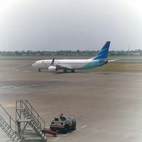 Photo taken at Gate F3 by Mohammad K. on 10/21/2012