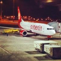 Photo taken at Air Berlin Check-In by Serkan K. on 12/3/2013