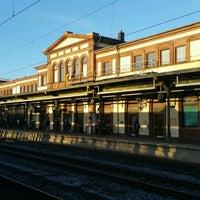 Das Foto wurde bei Bahnhof Düren von Markus J. am 11/28/2016 aufgenommen