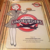 Photo taken at Lindburgers by Jason M. on 12/31/2013