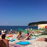 Photo taken at Black sea by Katrin D. on 7/31/2014