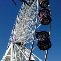 Photo taken at Giant Wheel by Cynthia H. on 1/19/2013