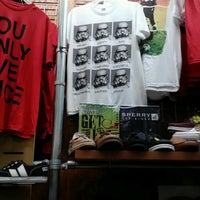 Photo taken at Journeys - Cerritos Mall by Cynthia H. on 12/3/2012