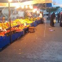 Photo taken at Altınşehir Pazar Yeri by Kutsal C. on 12/29/2012