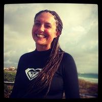 Photo taken at Capo Mannu Windsurf School by Pinni on 8/9/2013