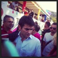 Photo taken at Sardegna Pride by Pinni on 6/29/2013