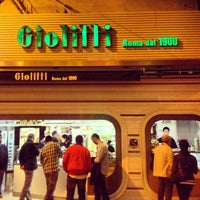 Photo taken at Giolitti by Hakan E. on 7/26/2013