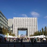 Photo taken at Shibaura Institute of Technology (Toyosu Campus) by chivita on 11/3/2012