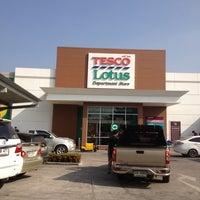 Photo taken at Tesco Lotus by 🍓Laperla 🍰 . on 1/5/2014