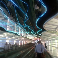 Photo taken at Concourse C by sarah T. on 7/1/2013