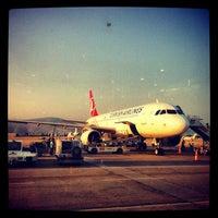 6/29/2013 tarihinde Salih A.ziyaretçi tarafından Milas Bodrum Havalimanı (BJV)'de çekilen fotoğraf