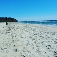 Photo taken at Sandy Point Plum Island Reservation by Hollie C. on 4/20/2016