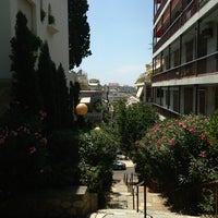 Photo taken at St George Lycabettus Hotel by ✨StunnaJr ✨ T. on 7/10/2013