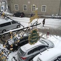 Das Foto wurde bei Hotel Goldener Hirsch von Jan A. am 2/16/2013 aufgenommen