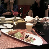 Photo taken at Hotel Estelar Miraflores by Estefania H. on 12/16/2012