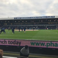 Photo taken at The Hawthorns by Alexey F. on 12/3/2016