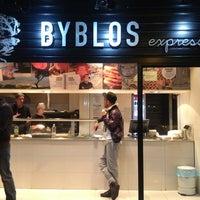 Photo taken at Biblos by Milos P. on 3/10/2013