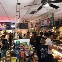 Photo taken at La Villa Delicatessen & Gourmet Shop by Dean on 5/13/2017