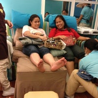 Photo taken at Nailaholics by cha n. on 6/23/2013
