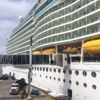 Photo taken at Navigator Of The Seas Royal Caribbean by Luis G. on 3/2/2014