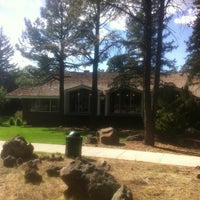Photo taken at The Little America Hotel - Flagstaff by Luis G. on 6/8/2013
