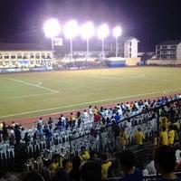 Photo taken at Cebu City Sports Center by Vivien M. on 11/15/2012