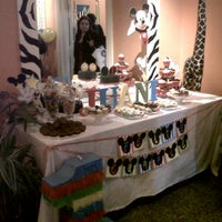 Photo taken at Africa Eventos by Graciela R. on 6/29/2013