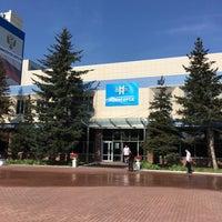 Photo taken at УТЦ «Новогорск» by Philipp T. on 7/16/2016
