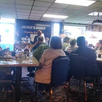 Photo taken at Jackie's Diner by Vicki S. on 5/5/2014