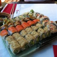 Photo taken at SushiCo by Elif sanem C. on 10/27/2012