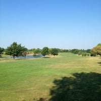 Photo taken at Mahoney Golf Course by Bruce B. on 9/6/2013