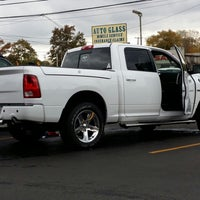Photo taken at Westbury Personal Hand Car Wash & Detail Center by Steve M. on 10/30/2013