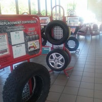 Photo taken at America's Tire Store by DUFFY a. on 7/6/2013