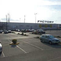 Photo taken at Factory Guadacorte by Carlos R. on 12/31/2012