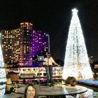 Photo taken at Millennium Hilton Bangkok by Peter K. on 12/31/2012