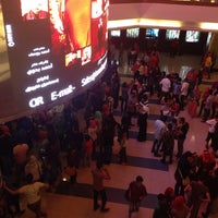 Photo taken at Golden Stars Cinema (VIP) by Ahmed B. on 10/18/2013