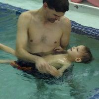 Photo taken at Little Otter Swim School by Kris M. on 10/15/2013
