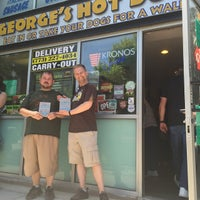 Photo taken at George's Hot Dogs by Jim B. on 5/23/2015
