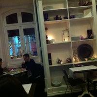 Photo taken at Carmo Restaurant & Bar by Bernardo C. on 3/27/2013
