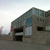 Photo taken at Cultural Centre of Belém by Bernardo C. on 3/15/2013