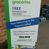 Photo taken at Albertsons by Don W. on 8/1/2016