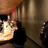 Foto diambil di KazuNori: The Original Hand Roll Bar oleh Michael S. pada 3/6/2018