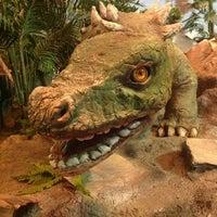 Photo taken at Динозаврия by Анастасия Л. on 5/22/2013