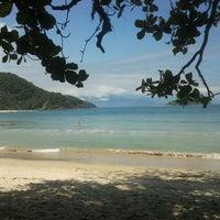 Photo taken at Praia do Félix by Liliane H. on 11/20/2012