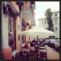 Снимок сделан в Львовская мастерская шоколада пользователем Julia M. 5/23/2013
